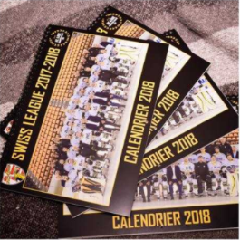 Calendrier HC Ajoie 2018