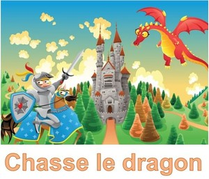 Chasse le dragon
